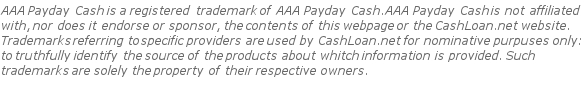 AAA Payday Cash